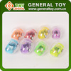 Promotion Gift Surprise Egg Toy Cross-country Transparent Pull Back Car