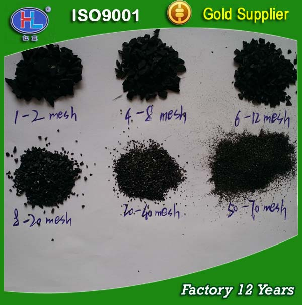 Physical Refining Stable Chemical Properties Activated Carbon For ...