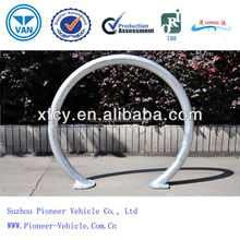 2014 Circle Floor Mounted Bicycle Park /Tunnel Bike Stand Rack /Bike Parking Stand (ISO Approved)