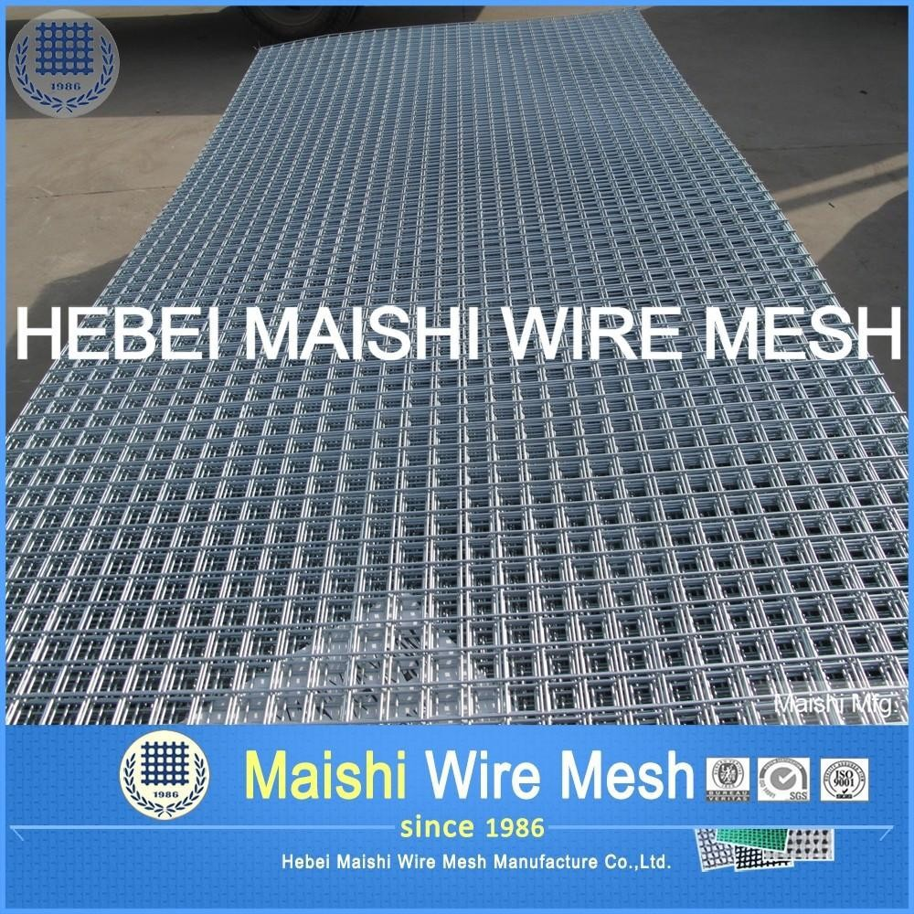 Weight Of Concrete Reinforce Wire Mesh Welded Mesh - Buy Welded Wire ...