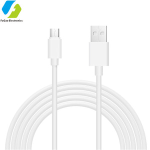 Ultra Thin Universal USB 2.0 Micro Cable Bulk 3M For Android Samsung M600