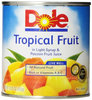 Mixed Tropical Fruit In Passion Fruit Nectar, 15.25 Oz