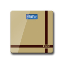 Waterproof non slip body electronic weighing bathroom weight scale