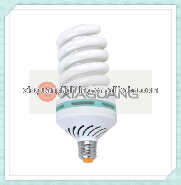 CFL Full Spiral Energy Saver China Market of Electronic