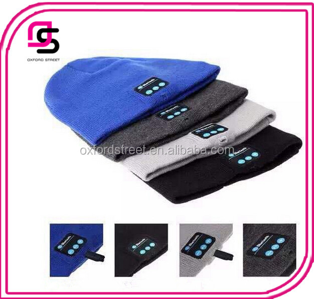 Wholesale New Design Knitted Bluetooth Hat