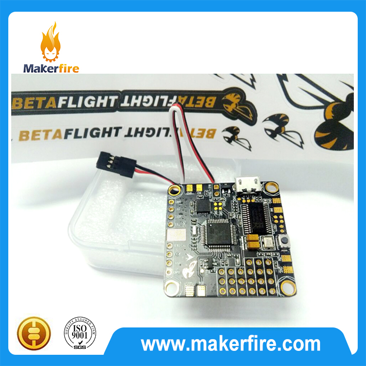 Built in OSD Integrated PDB Betaflight F3 flight controller for FPV racing drone
