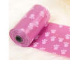 Cheap price plastic custom garbage bag for dog waste