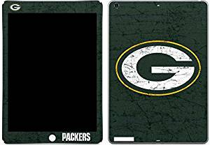 NFL Green Bay Packers iPad Air Skin - Green Bay Packers Distressed Vinyl Decal Skin For Your iPad Air