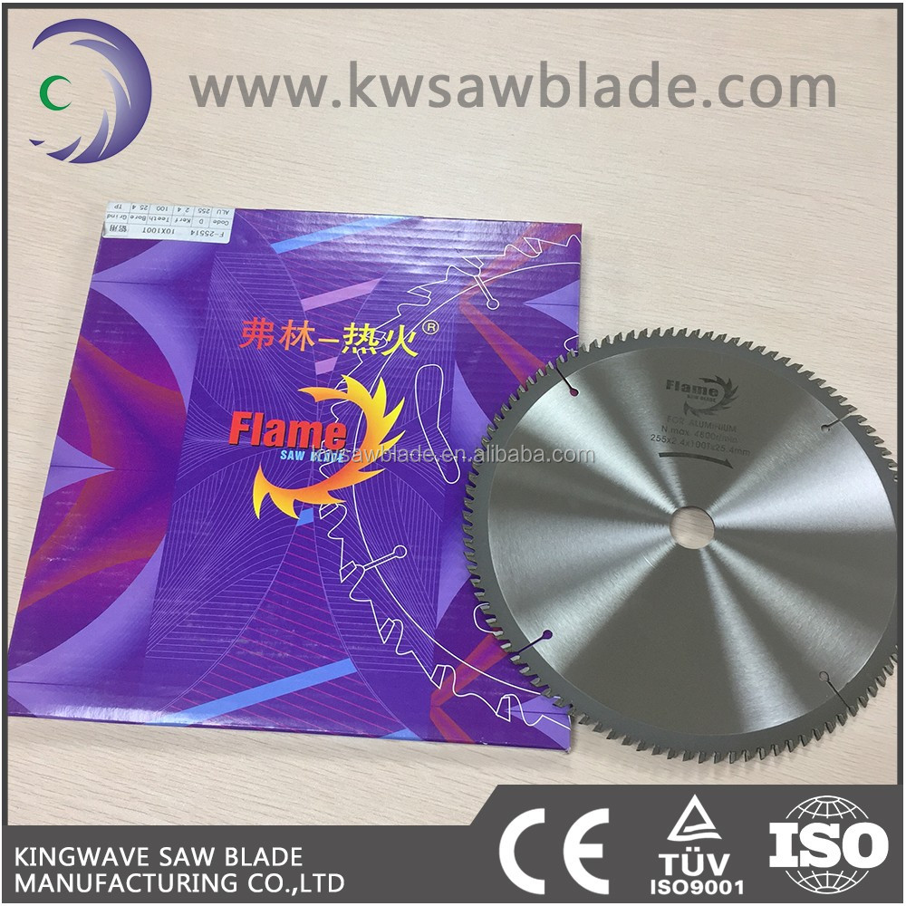 High-end Aluminum Cutting TCT Circular Saw blades For Aluminum