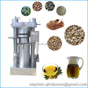 Plant Seed Oil Extraction Machine For Flax Seed,Hemp Seed,Castor Seed - Buy  Plant Seed Oil Extraction Machine,Seed Oil Extraction Machine,Flax Seed