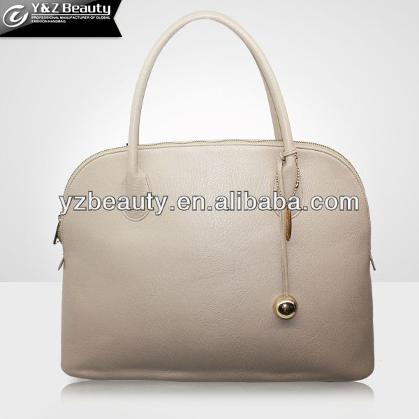 Italy Brand Style 2013 Pure Leather Women Handbag Design