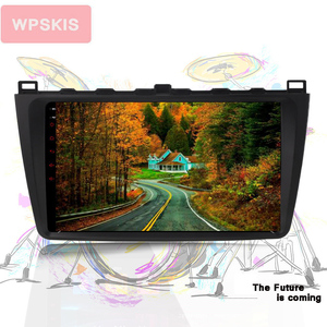3/4G Android 8.1 2GB DDR3 Car DVD For Mazda6 mazda 6 2008 2010 2011 2015 Car Multimedia RDS WIFI dual 2 din Car pc Player mirror