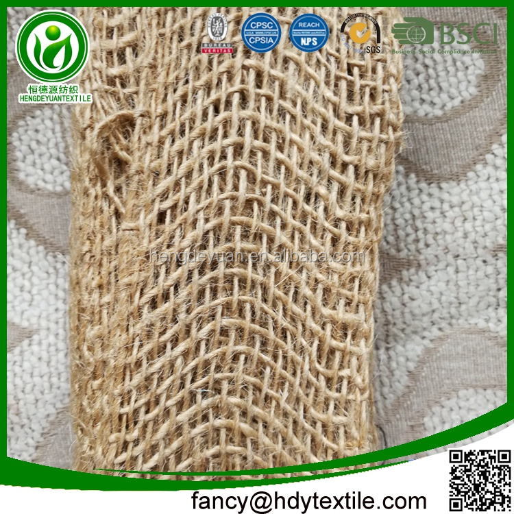 Factory supplier multi functions jute fiber twine for rope made in china