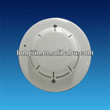 CE&ROHS approved photoelectric networking smoke detector /sensor with control panel fire alarm