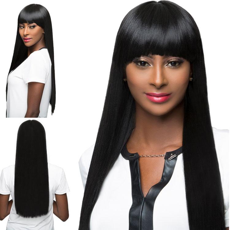 Alibaba.com / Factory supply human hair wig beautiful hair wigs for black woman