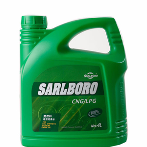 Sarlboro LNG/CNG gas engine oil L-600 15W/40