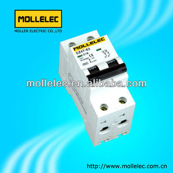 Good Quality CB approval DZ47-63 Mini Circuit Breaker