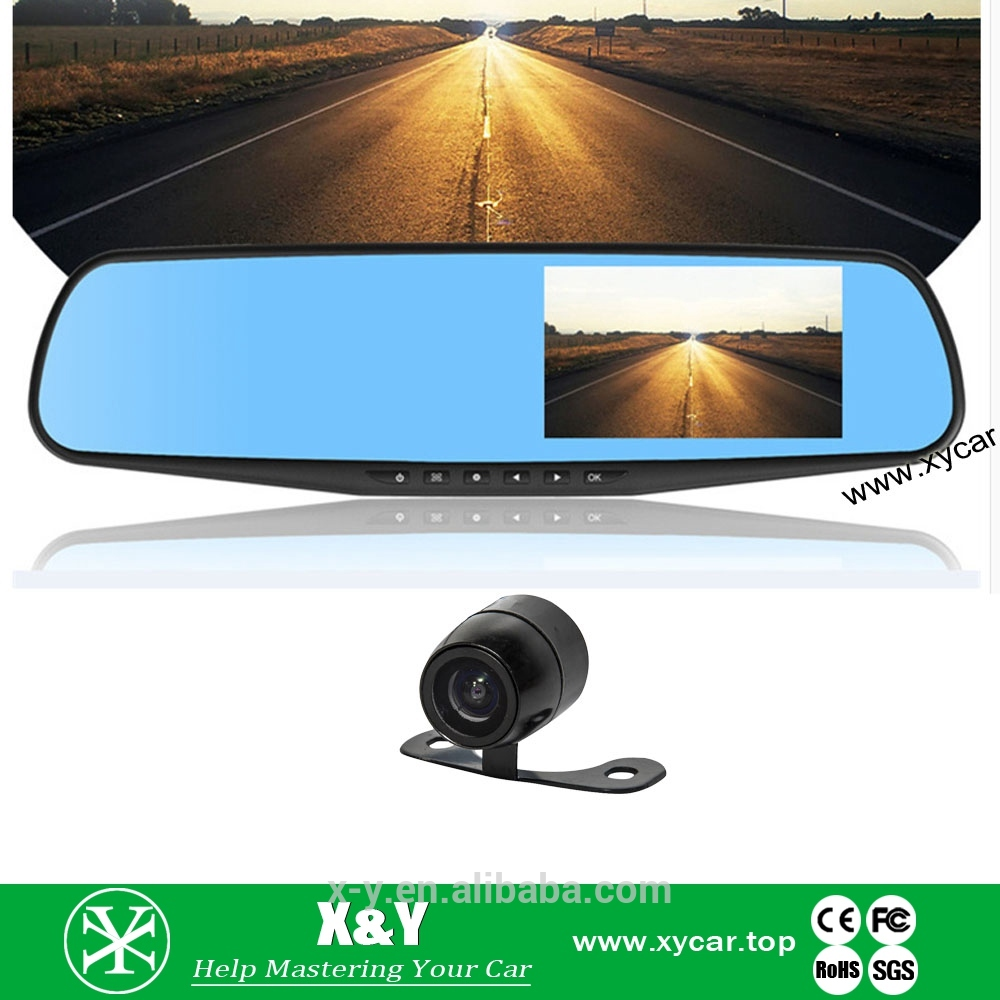 Car mirror wifi dvr for mercedes CLA With Good Service XY-9064D
