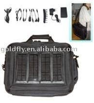 Solar laptop charger (GF-S-B401) (laptop solar charger/solar battery charger)