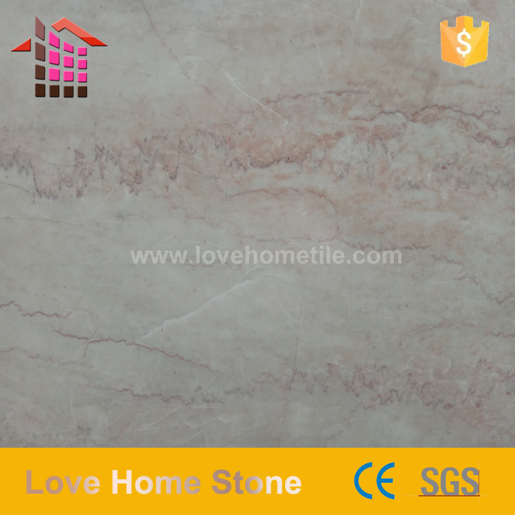 Cheap Natural snow lotus yellow beige marble