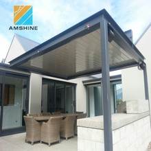 Adjustable Louver Roof Pergola, Adjustable Louver Roof Pergola Suppliers  And Manufacturers At Alibaba.com