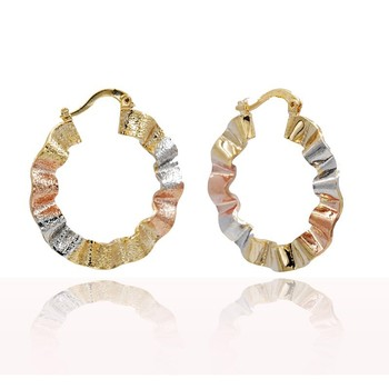 Jewelry making supplies wholesale indian gold hoop earrings gold