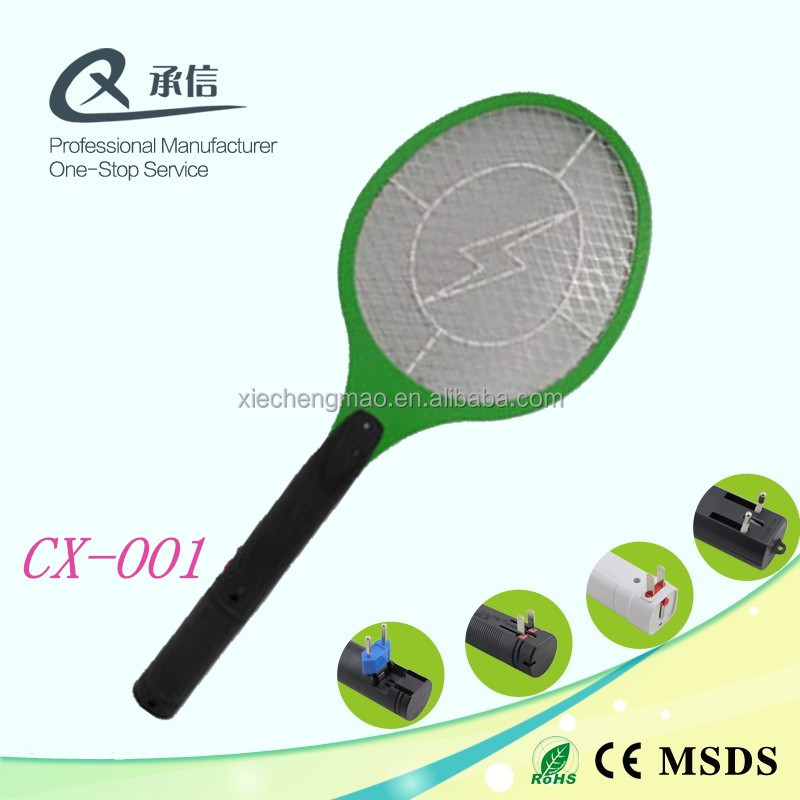 Best Sales Electronic Rechargeable Mosquito Swatter ,Insect Killer Bat