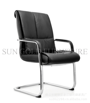 luxury leather office chair. luxury pu leather office chair high back meeting room visitor szoc128c l