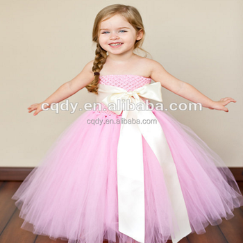 2018 Whole Flower Dresses For Wedding Baby Party Birthday