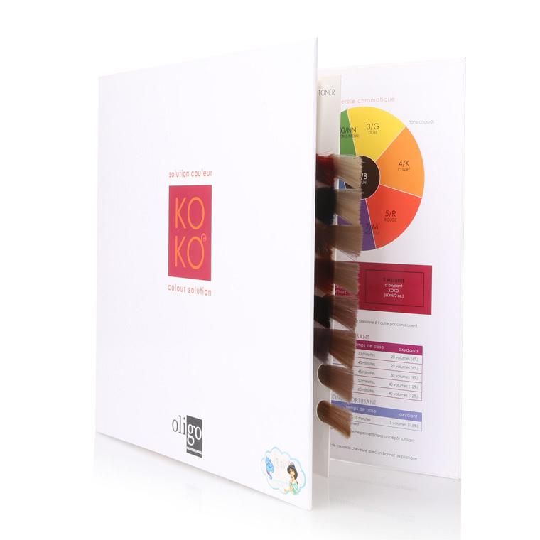 Libros Para Colorear Barato Tinte De Pelo Carta De Color Carta De ...