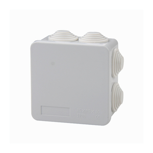 waterproof plastic enclosure box set top box wall mount