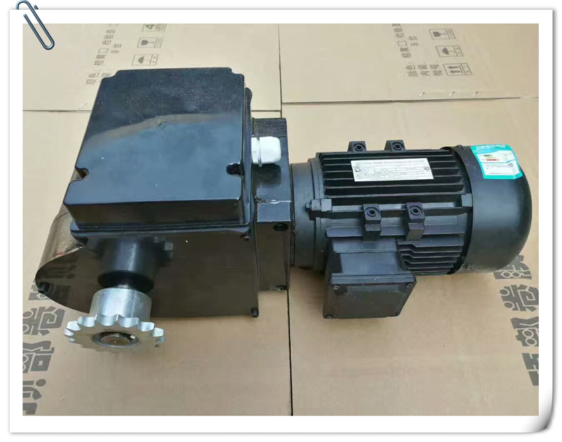 [Producer] Gear motor for ventilation system and shading system of multi-span greenhouse
