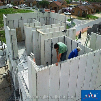 Precast Concrete Lightweight Wall Panel System Malaysia