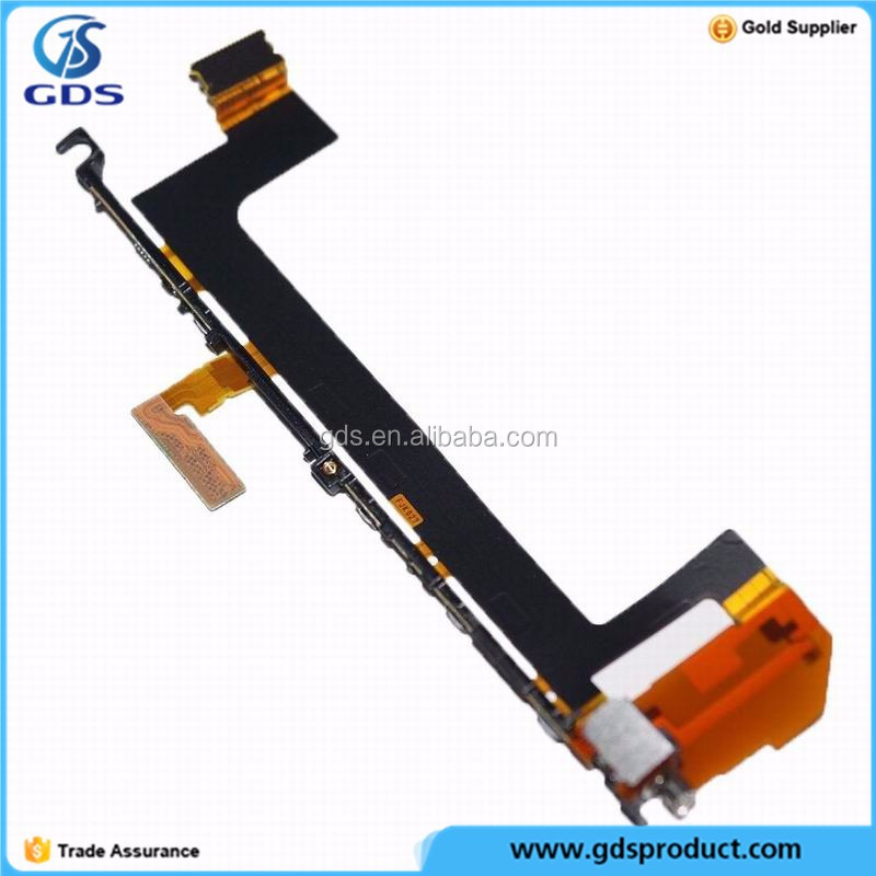Cell Phone Power Volume Flex Ribbon Cable For SE F5121 F5122