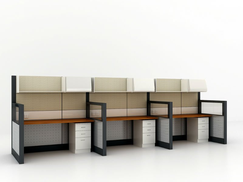 Office Furniture Table Workstation Mobile Long Workstations Product On Alibaba