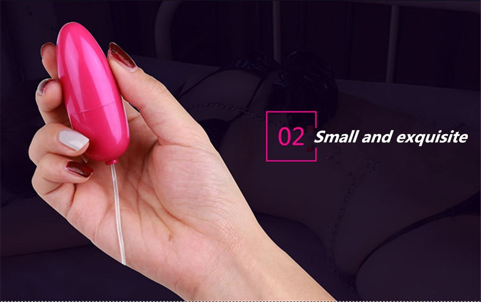 Female Panty Mini Invisible Wearable Vibrator With Wireless Remote Control Vibrating Eggs Adult Toys For Women