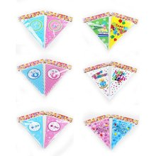 [Partigos] 2,5 mt geburtstag/<span class=keywords><strong>baby</strong></span> shower Party decor ballon banner, cartoon Elefant/<span class=keywords><strong>baby</strong></span>/papier Dreieck Bunting Flagge