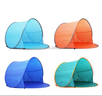 Pop Up Beach Tent Shade For Sun Shelter Lightweight Anti Uv Water