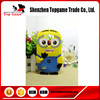 Hot Selling 3D Despicable Me Minions Cartoon Silicone Phone Case For LG G3 Mini