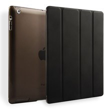 Manufacturers Shockproof Slim For Ipad Air Case Leather Cover ,Replacement Back Cover For Ipad 2