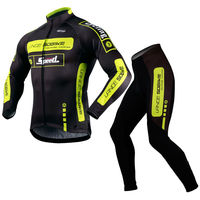 soomom long sleeve cycling jersey/bicycle clothing/bike jacket