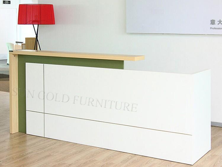 beauty salon reception desks modern reception counter reception table szrtb007 - Salon Reception Desk