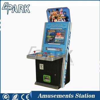 borne arcade pandora box