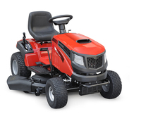 Ce 17.5Hp Gasoline Engine 40 Inch Riding Lawn Mower