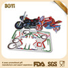 3d kids toy educational motorcycle race car puzzles for free gift