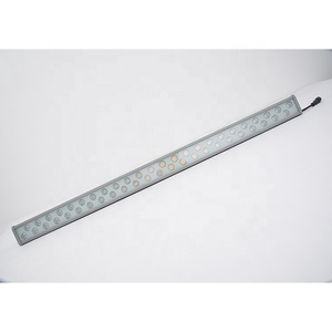 Outdoor lighting warm white linear rgb pixel led