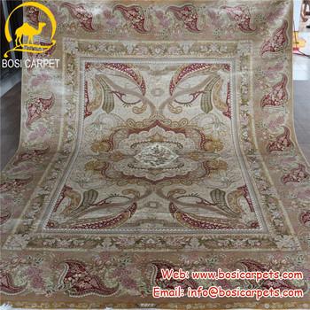 Oriental Hand Made Persian Silk Rug