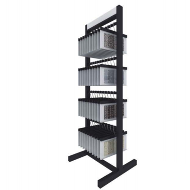 Top kwaliteit Mozaïek sample display set mozaïek rack tower stand display voor mozaïek