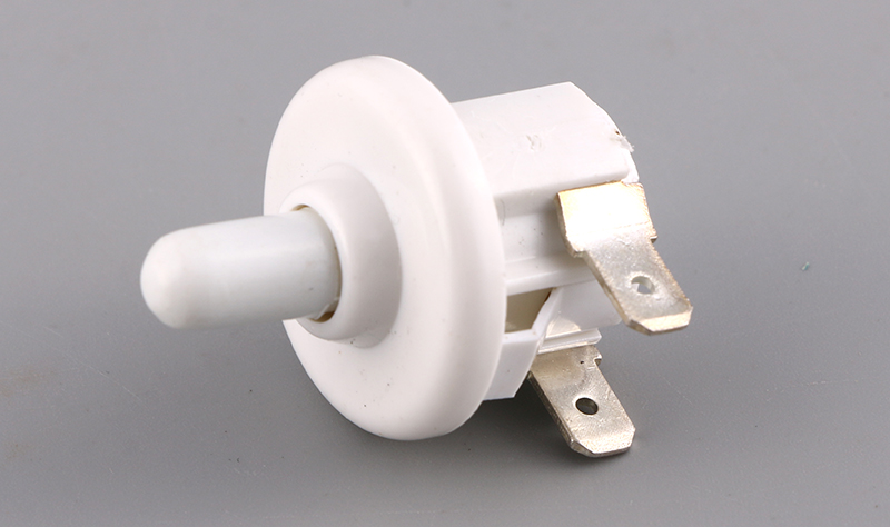 Waterproof Top Safety Push Button Switch For Cabinet Door