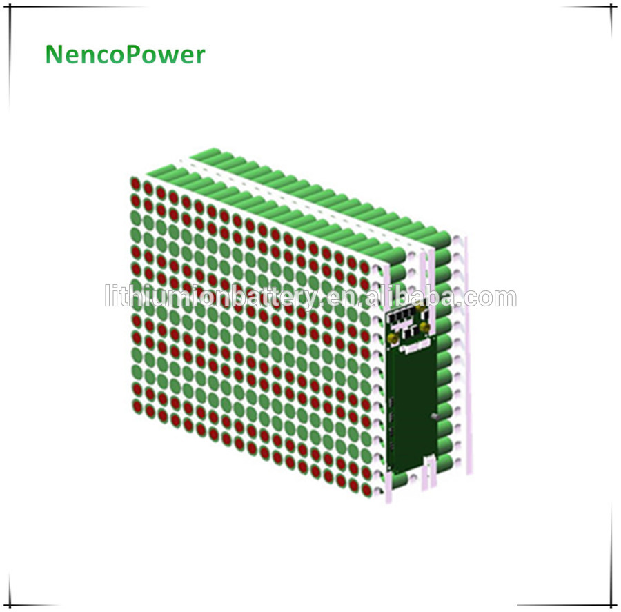 Lithium ion battery 72v